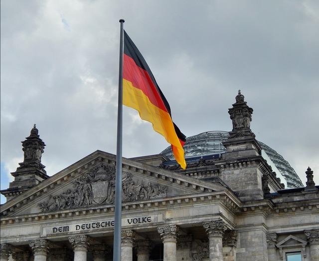 Flag government the parliament.