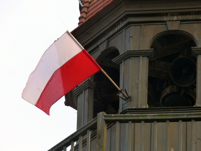 Flag poland patriotism.