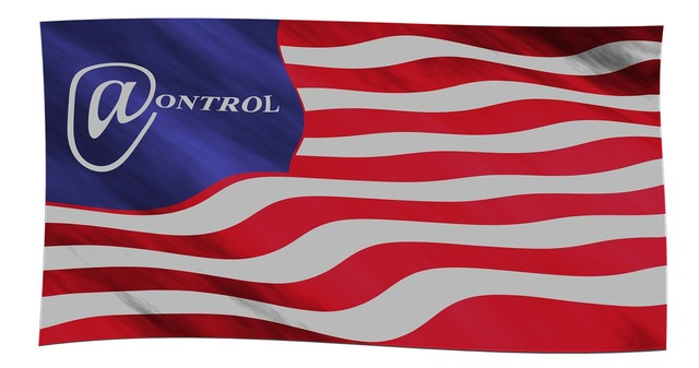 Flag usa privacy policy, computer communication.