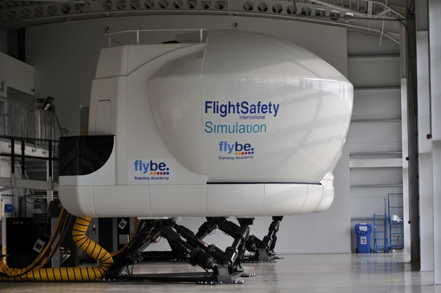 Flight simulator simulator technology, science technology.