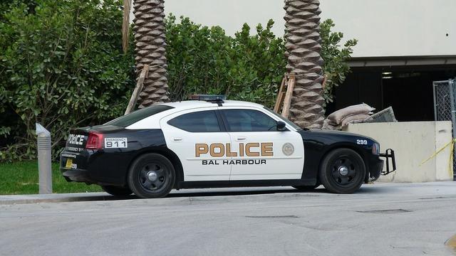 Florida miami police, transportation traffic.