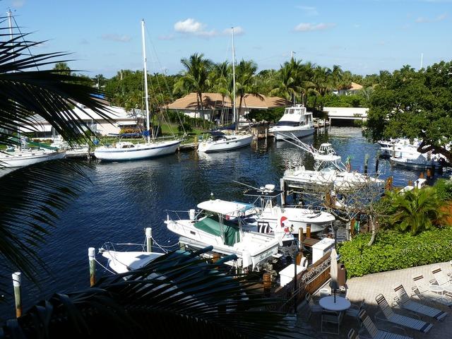 Florida port boats.