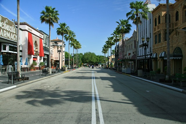 Florida universal studios architecture, architecture buildings.