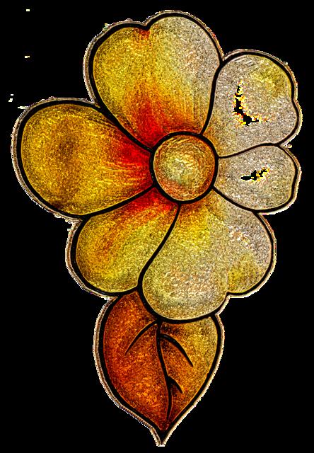 Flower scrapbooking embellishment.