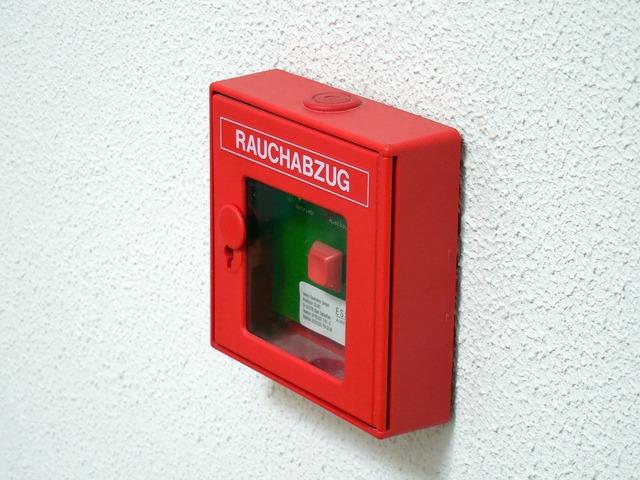 Flue fire detector brand.