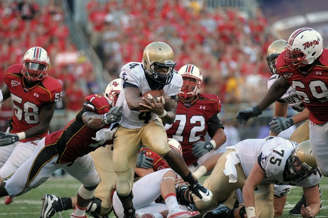 Football american running back ball carrier, sports.