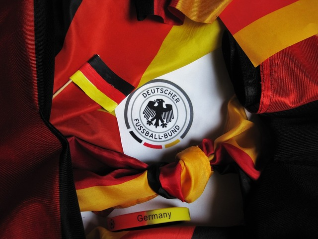 Football europameisterschaft germany flag fanartikel, sports.