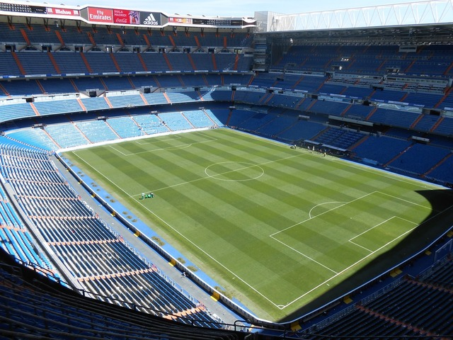 Football stadium spain, sports.