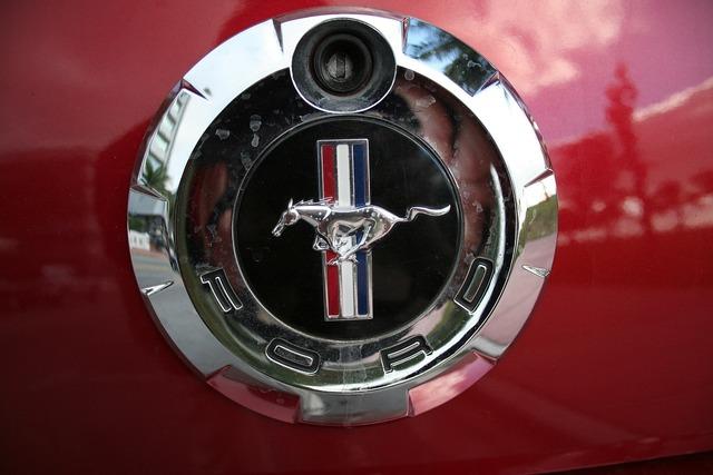 Ford mustang ford logo car, transportation traffic.