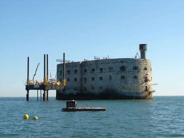 Fort boyard fort charente-maritime.