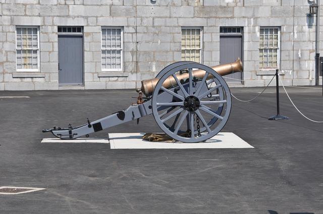 Fort henry kingston ontario.