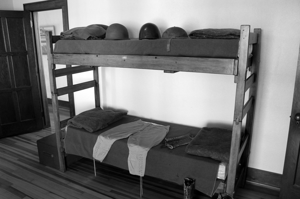 Fort reno oklahoma bunk beds, places monuments.