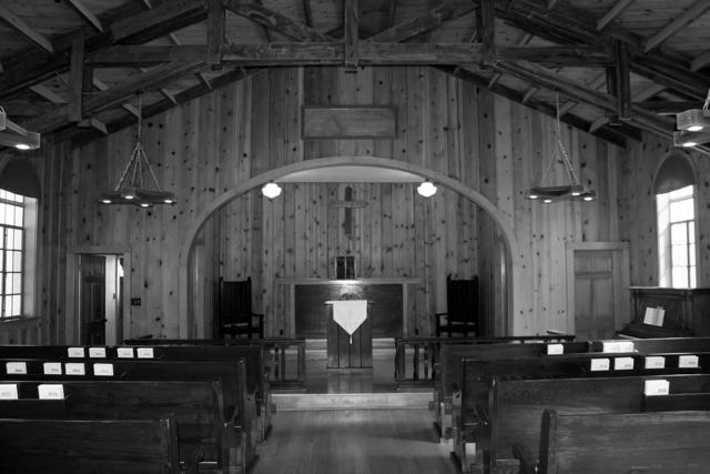Fort reno oklahoma chapel, religion.