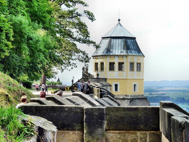 Fortress doncaster saxon switzerland history, places monuments.