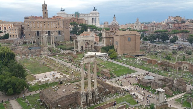 Forum rome roman forum.