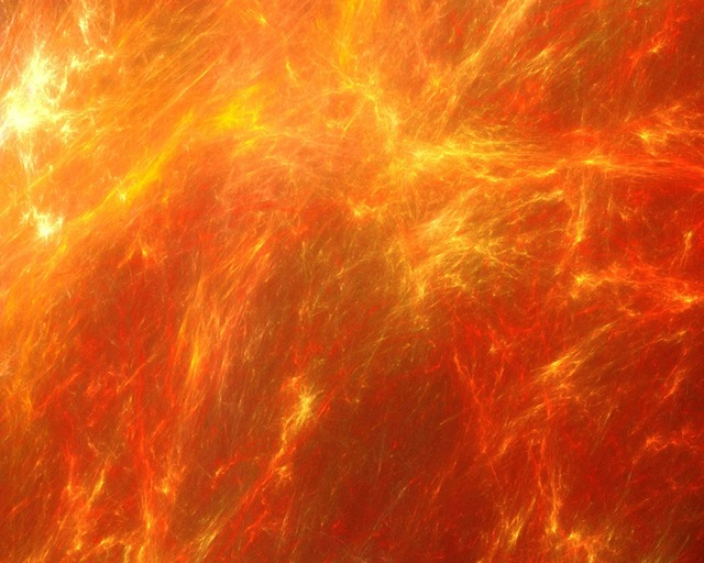Fractal fire background, backgrounds textures.