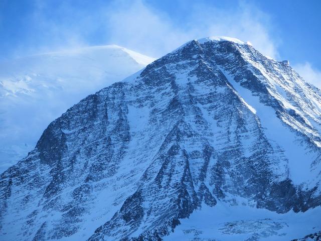 France alps mont blanc, nature landscapes.