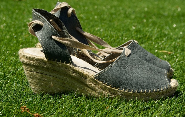 France basque country shoes.