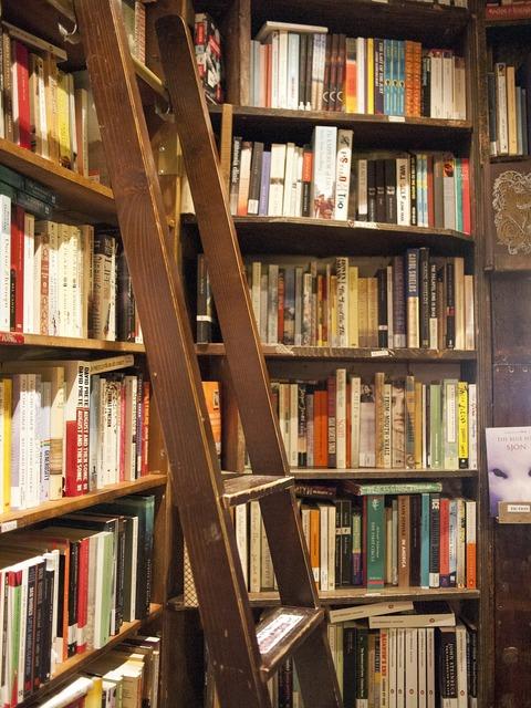 France paris bookstore.