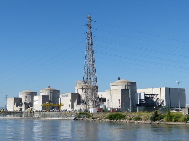 France rhône river, science technology.