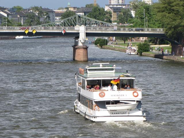 Frankfurt am main europe rio, travel vacation.