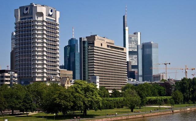 Frankfurt main center.