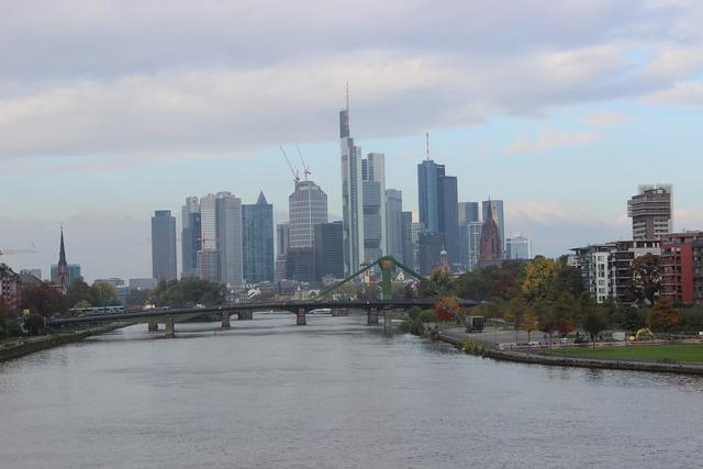 Frankfurt skyline architecture, architecture buildings.