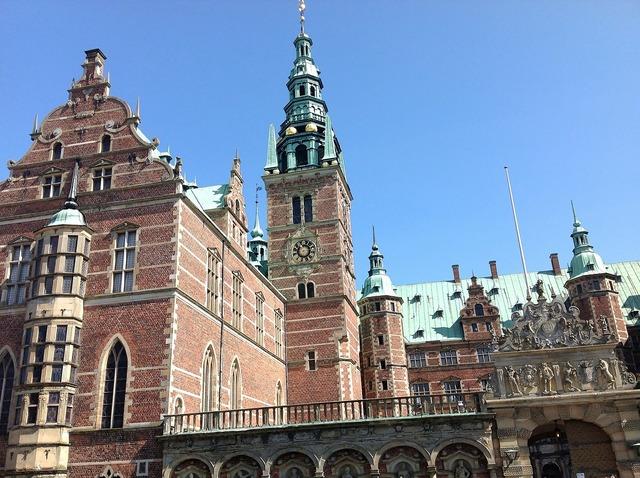 Frederiksberg castle denmark hillerød.
