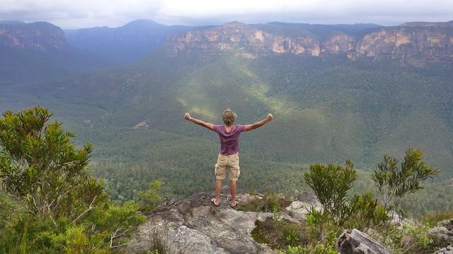 Freedom blue mountains australia.