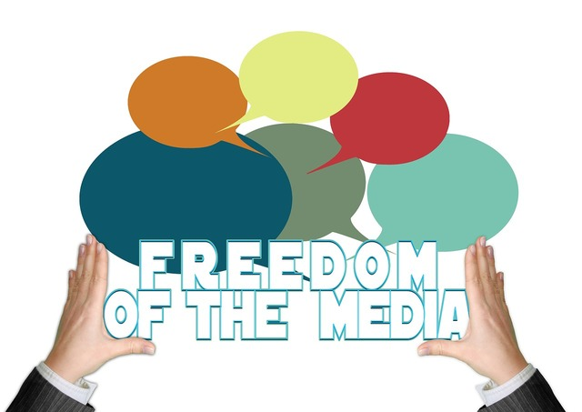Freedom of the press press media, computer communication.