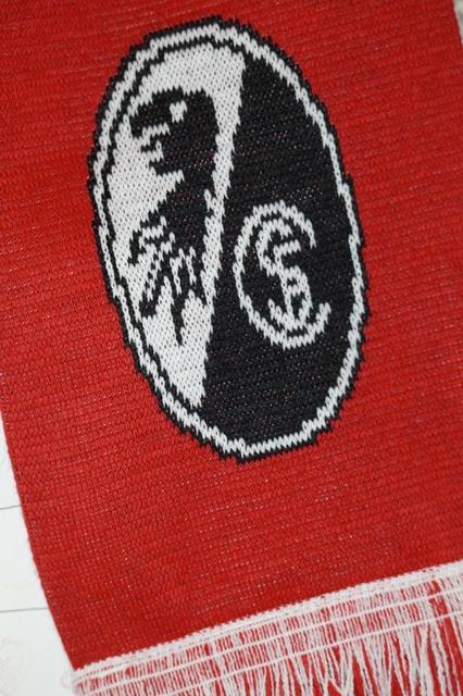 Freiburg fanartikel scarf, sports.