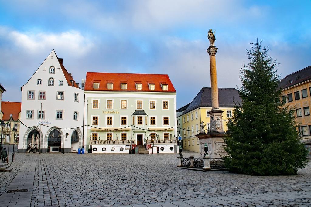 Freising bavaria germany.