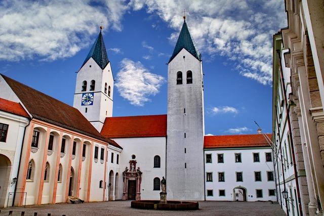 Freising bavaria germany, religion.