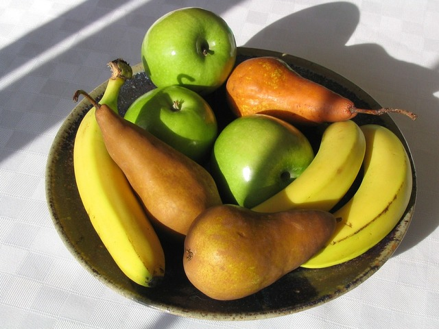 Fruit apple banana, food drink.