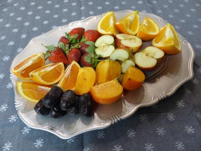 Fruit barrel canvas, food drink.