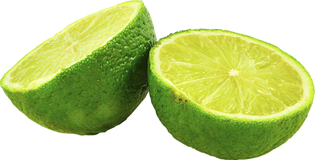 Fruit lemon green, food drink.