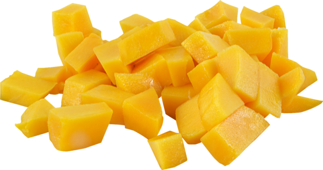 Fruit mango parts, food drink.