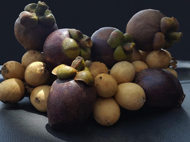 Fruit mangosteen philippines, food drink.