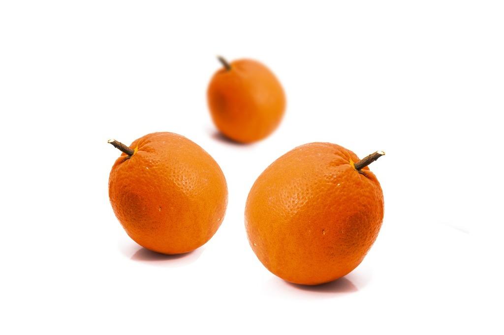 Fruit orange three, food drink.