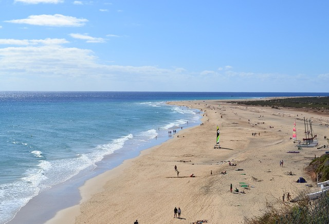 Fuerteventura canary islands spain, travel vacation.