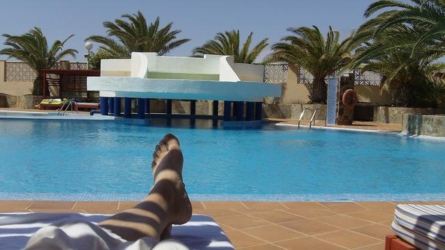 Fuerteventura canary islands summer, travel vacation.