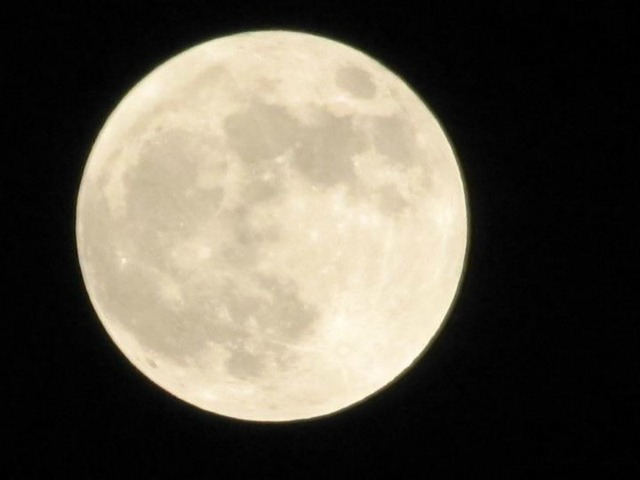 Full moon sky, science technology.