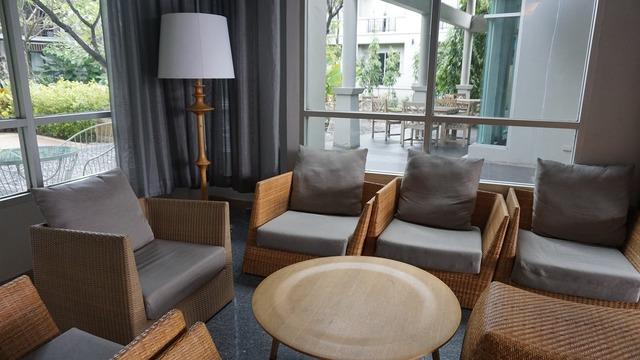 Furniture chair interior, architecture buildings.