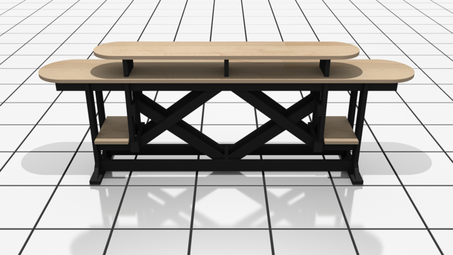 Furniture wood decoration.