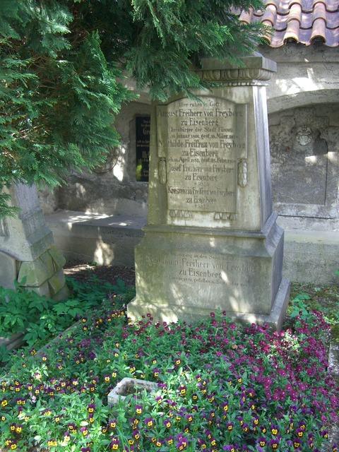 Füssen allgäu old cemetery.
