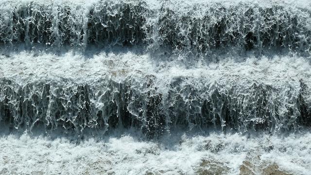 Füssen waterfall lechfall.