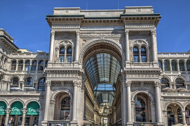 Galleria vittorio emanuele milan duomo di milano, architecture buildings.
