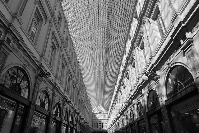 Gallery belgium mall, architecture buildings.
