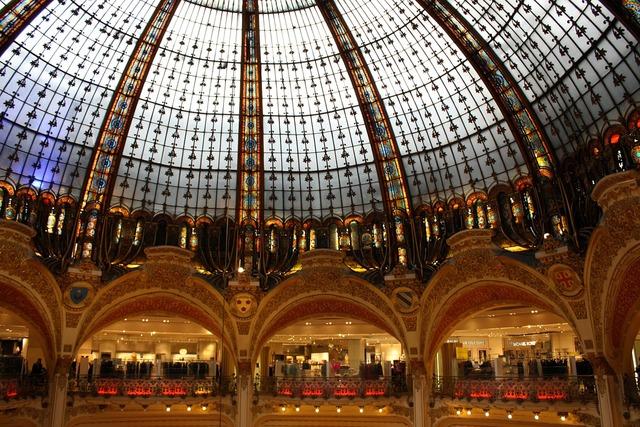 Gallery lafayette paris purchasing.