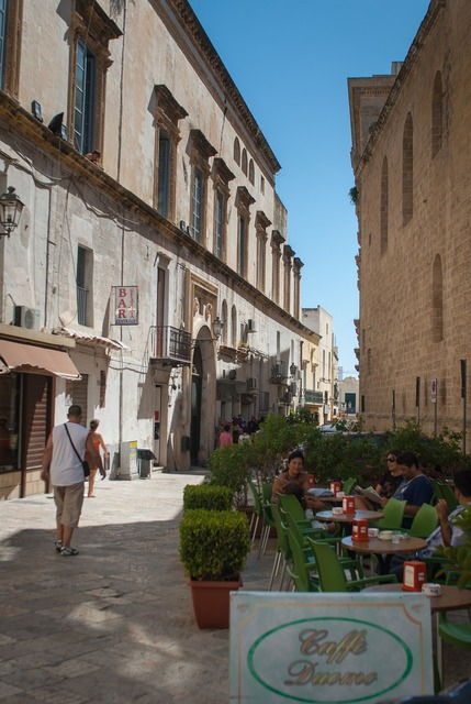Gallipoli historical centre salento, travel vacation.